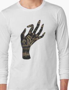 Palmistry Long Sleeve T-Shirt