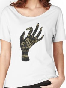 Palmistry Women's Relaxed Fit T-Shirt