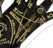 Palmistry Sticker