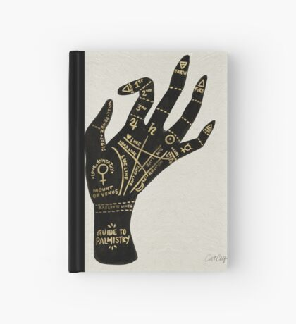 Palmistry Hardcover Journal