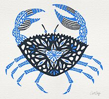 Blue Crab by Cat Coquillette