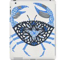 Blue Crab iPad Case/Skin