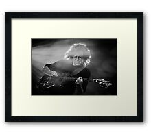 Pat Metheny  Framed Print