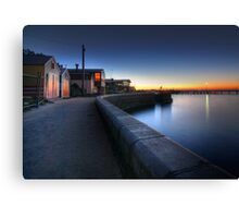 Blackrock Walk Canvas Print