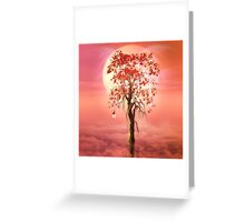 Where Angels bloom Greeting Card