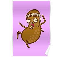 Karate Nut Poster