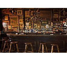 Nevada's Oldest Thirst Parlor Photographic Print