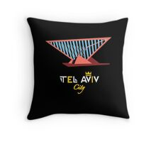 Triangle-Triangle Throw Pillow