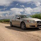 Volvo S80 V8 Sugar Cane Fields by Pavle