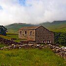 Dales Stone Barn by Trevor Kersley