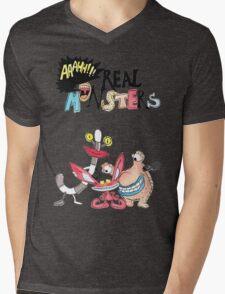 Real Monsters! Mens V-Neck T-Shirt