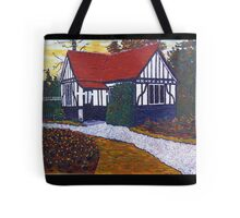 The Lodge, Phoenix Park Racecourse, Dublin Tote Bag