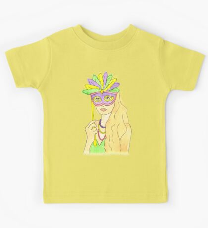 Party Girl Kids Tee