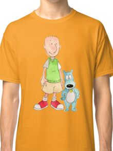 Doug and Porkchop Classic T-Shirt