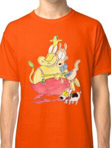 Rocko, Heffer and Spunky Classic T-Shirt