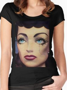 Mildred Pierce Women's Fitted Scoop T-Shirt