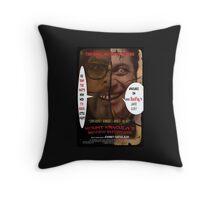 Kount Kracula's Review Showcase -TV Show Promo Poster  Throw Pillow