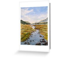 BUTTERMERE!!!! Greeting Card