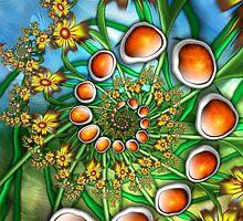 Flower Garden by coby01