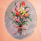 Mother's Day Bouquet by Sandy Sparks