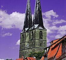 Architecture of Quedlinburg by Rob Hawkins