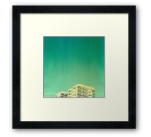 Morecombe High Rise Framed Print