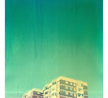 Morecombe High Rise Photographic Print
