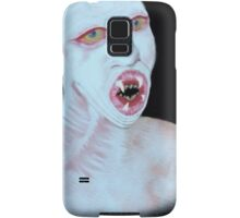 The Flukeman from The X Files  Samsung Galaxy Case/Skin