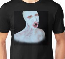 The Flukeman from The X Files  Unisex T-Shirt