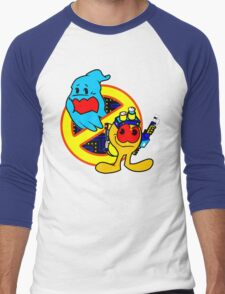 GB PACk-MAN (Cab Colors) v.2 Men's Baseball ¾ T-Shirt