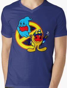 GB PACk-MAN (Cab Colors) v.2 Mens V-Neck T-Shirt