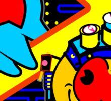GB PACk-MAN (Cab Colors) v.2 Sticker