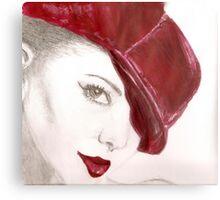 The Gorgeous Miss Cheryl Metal Print