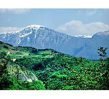 Tignale. Italy. Photographic Print
