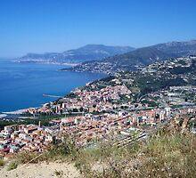 Ventimiglia ( Italie ) by Dickk