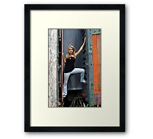 Cameron Framed Print