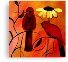 The Last Thing You Need Is Another Worm! Canvas Print