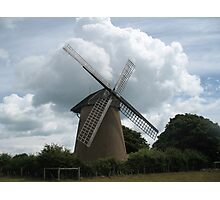 Windmill moods Photographic Print