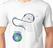 Cry Plays the World Unisex T-Shirt
