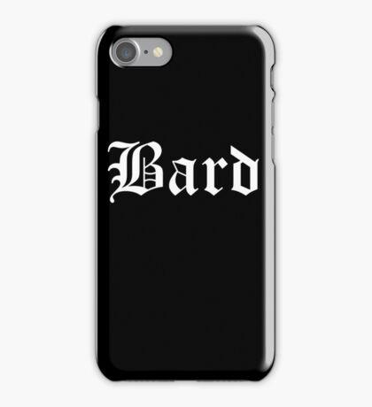 Bard iPhone Case/Skin
