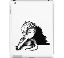 I Should Do Work, I'll Dream Instead iPad Case/Skin