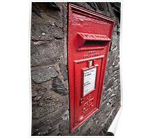 Post Man Pat's Box Poster