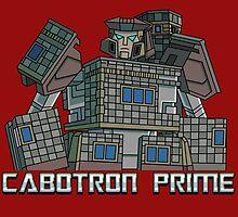 Cabotron Prime  by RayneGallows