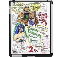 Kount Kracula's Review Showcase -TV Show Promo Poster #2 iPad Case/Skin
