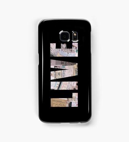 Live Samsung Galaxy Case/Skin
