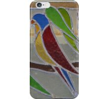 GLASS PARROT iPhone Case/Skin