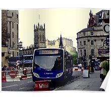 Edinburgh's West End Poster