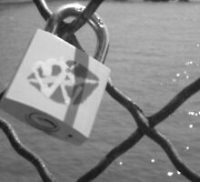 Locked and in Love by GeorgiaLove