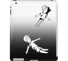 I Dreamt I Was Flying, In Reality I Was Falling iPad Case/Skin