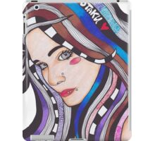 Konan- Otaku Love  iPad Case/Skin